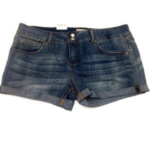Sonoma Shorts Size 17 Distressed Sandblasted